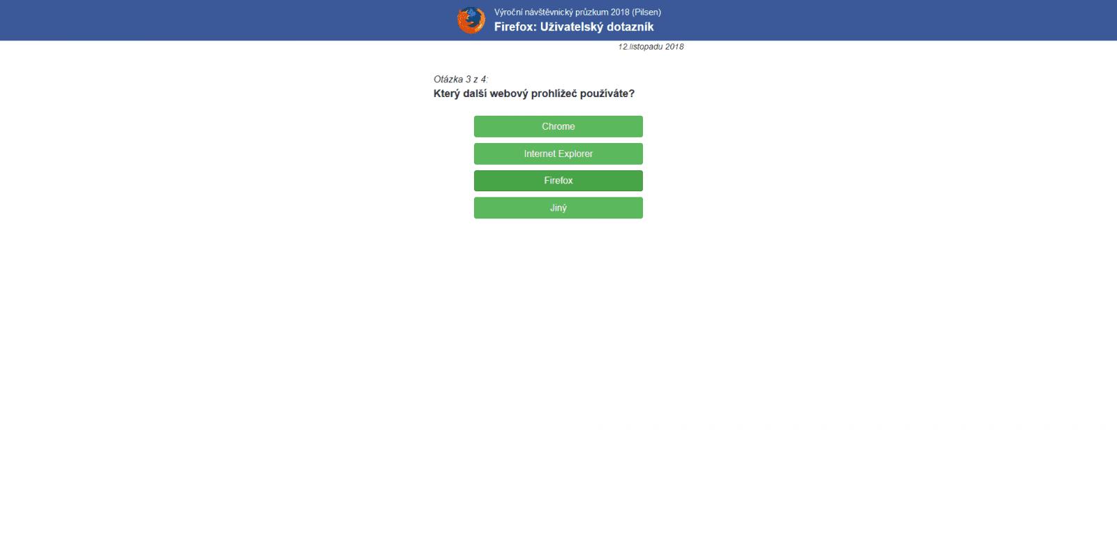 Podvodný formulář: vyhraj iPhone