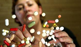 10% léků, které lidé užívali současně, šlo proti sobě
