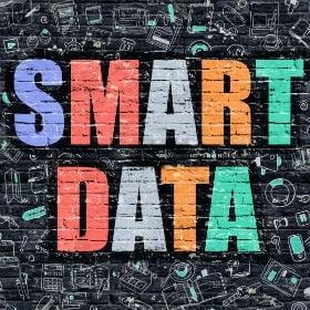 Logo Smart  Data 2018