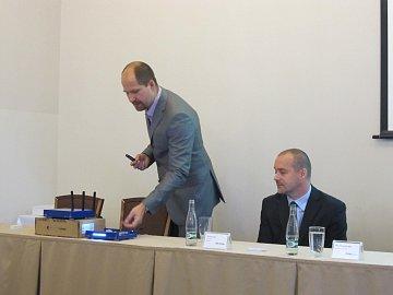 Tiskova konference CZ.NIC and Jablotron