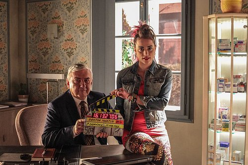 Česká televize začala natáčet nový seriál Doktor Martin
