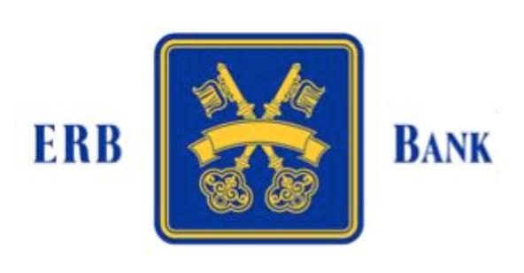ERB Bank logo