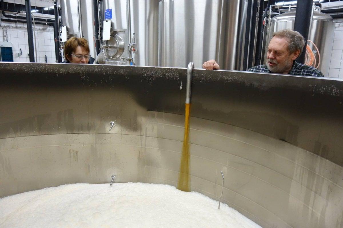Pivní pěna je obraz kvality piva