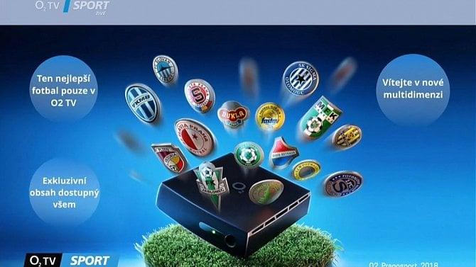 [aktualita] Aktuální ceník O2 TV obsahuje nový promo balíček sportovních kanálů