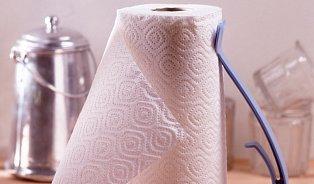 Jak se toaletní papír nastěhoval rovnou do kuchyně?