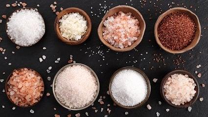 Vitalia.cz: Test soli: vyplatí se kupovat tu drahou?