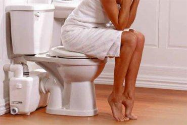 wc, záchod, průjem