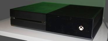 Xbox One od Microsoftu.