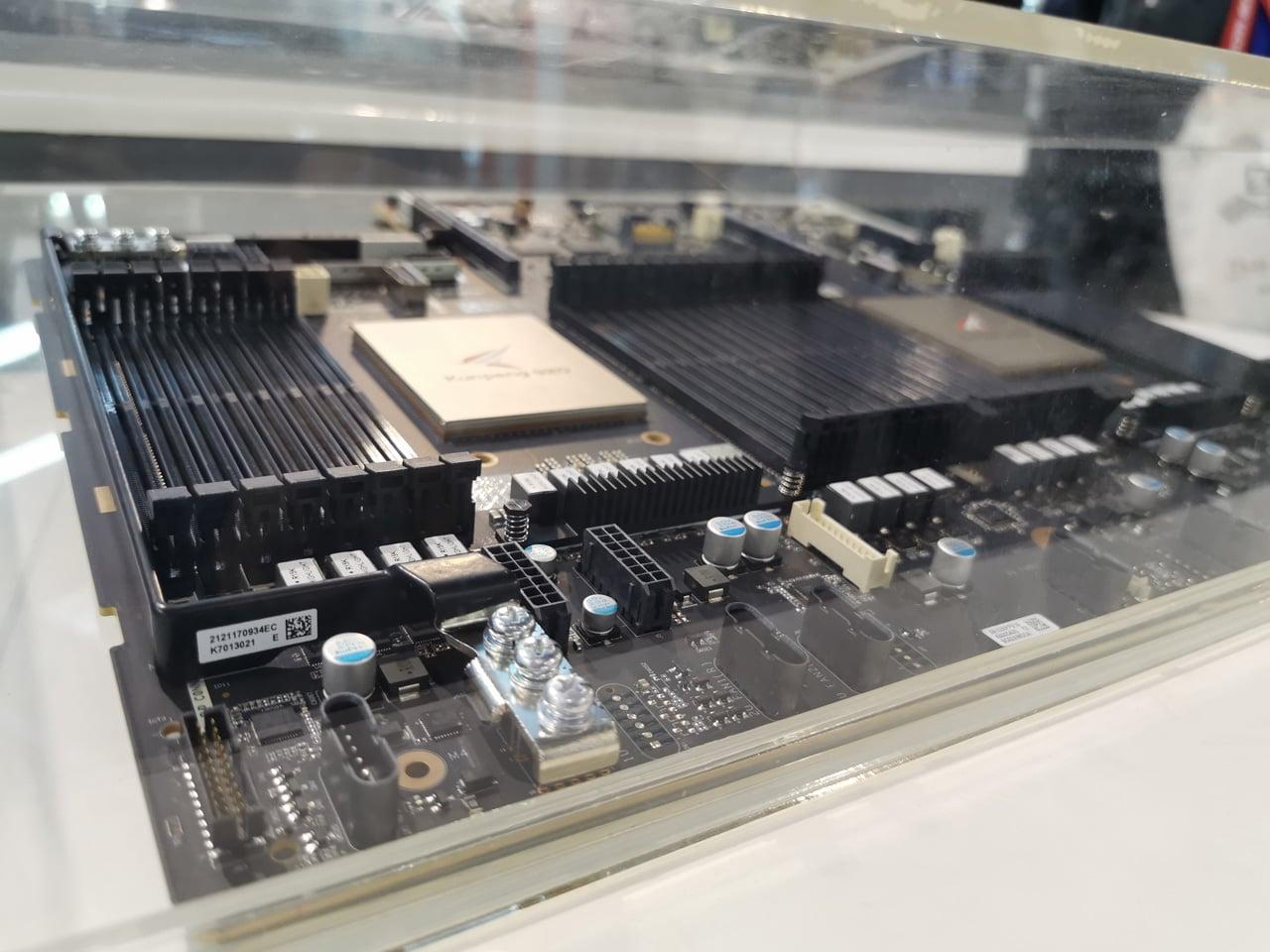 Základní desky Kunpeng Server Board a Desktop Board od Huawei