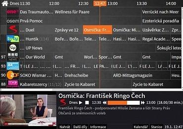 Internetová Lepší TV a stanice Seznam.cz TV.
