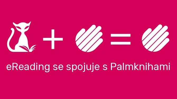 [aktualita] E-shop s e-knihami eReading se sloučí s Palmknihy.cz
