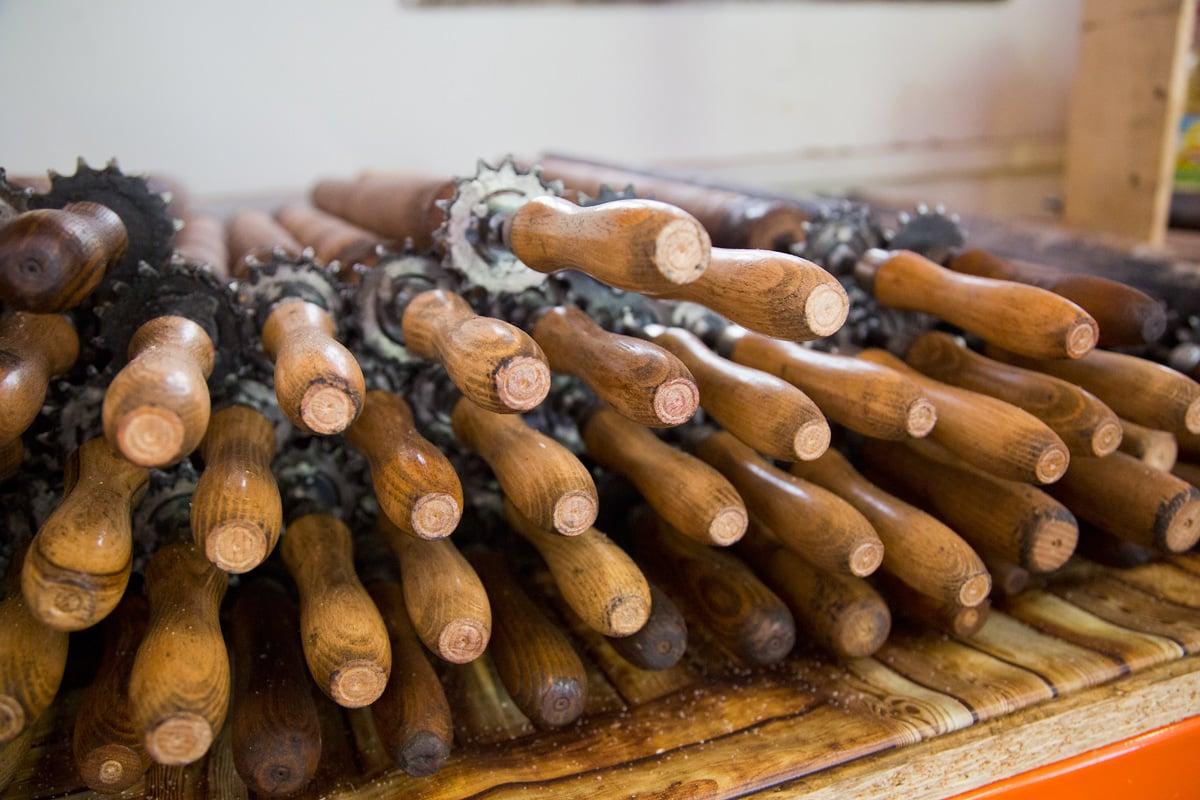 Rdek Luka zaměstnává díky trdelníkům desítky lidí, včetně rodiny