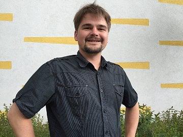 Tomáš Čurda, člen představenstva LEMO Internetu.