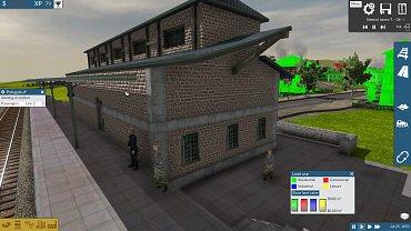Train Fever - obrázky ze hry