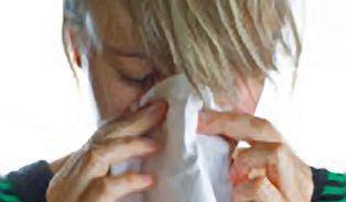 Příznaky alergie se dají zmírnit, přestože je jaro