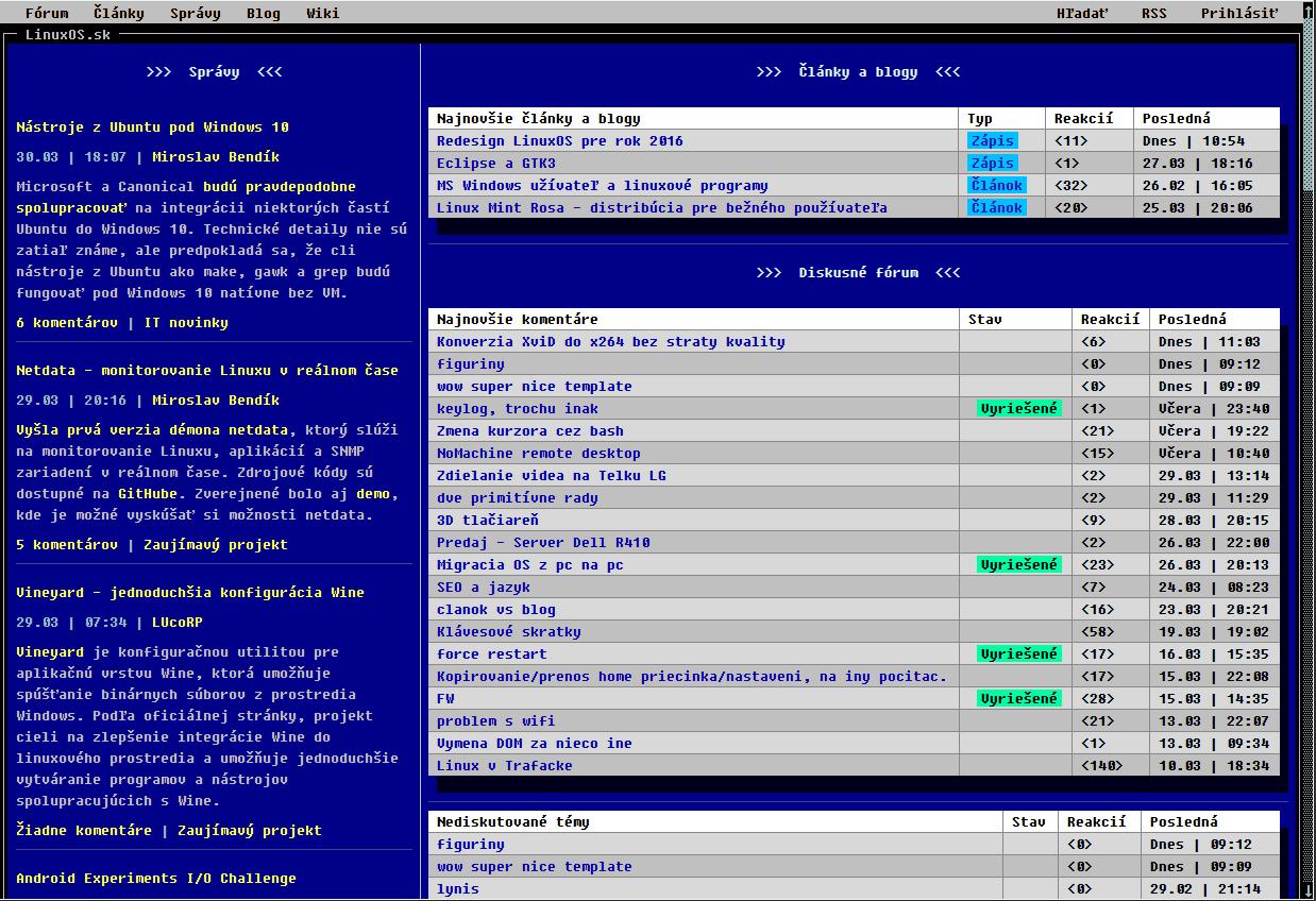 Apríl: LinuxOS.sk