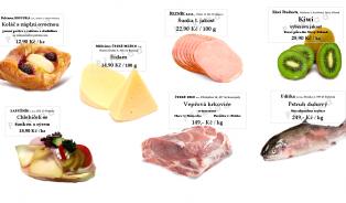 Jak se správně značí nebalené potraviny