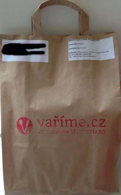 Vařili jsme podle nové služby varime.cz