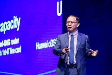 David Wang, Huawei