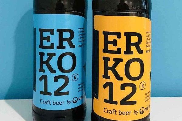 Erko: pivo z recyklované vody
