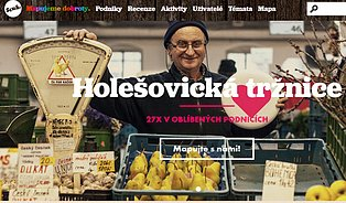 Pan Cuketka: Nový Scuk mapuje jen dobroty