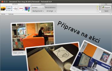 Obrázky ze Softwarové sklizně ze dne 29.8.2012