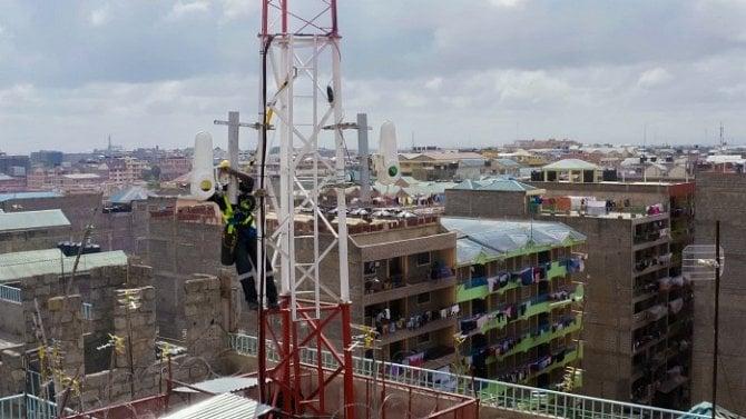 [aktualita] Firma patřící Googlu v Africe zavádí internet pomocí laseru