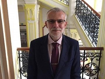 Radko Sáblík, ředitel školy