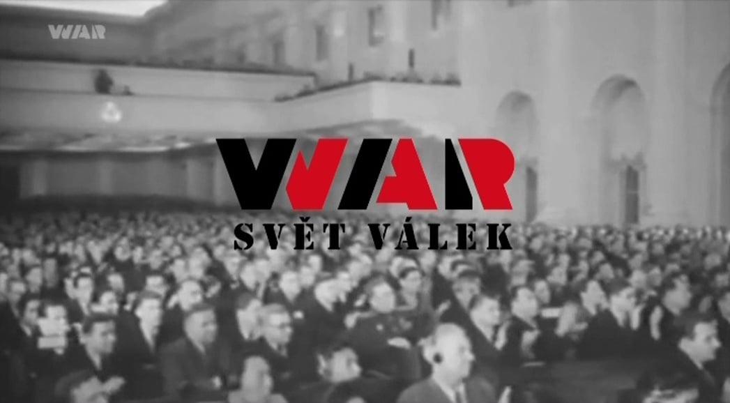 Spuštění WAR TV