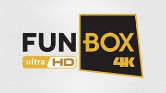 DigiZone.cz: Funbox 4K v DVB-T2 má ostrý provoz