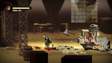 Shank 2 - obrázky ze hry