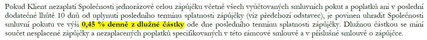 Online pujcky bez registru rožmitál pod třemšínem