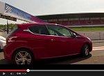 VIDEO: Testování vozů Peugeot na Autodromu Most
