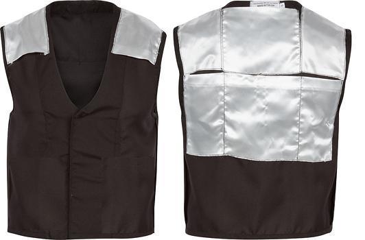 The Cold Shoulder Calorie Burning Vest