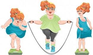 Proč se po hubnutí dostavuje jo-jo efekt?