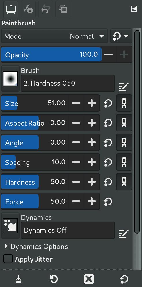 GIMP 2.99.2 s GTK3