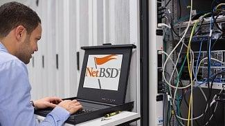 NetBSD server