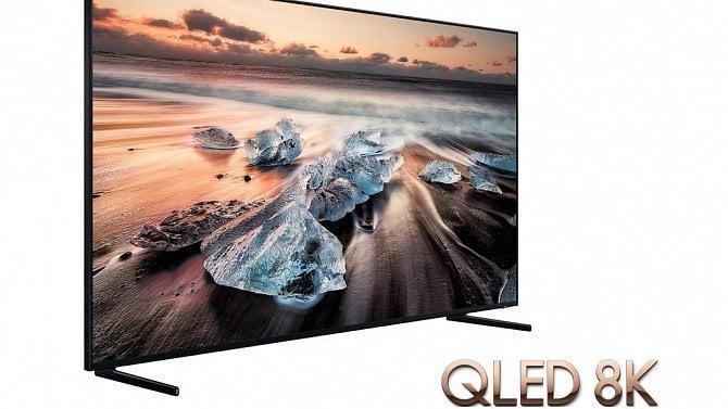 Vříjnu se na trhu objeví první dostupné 8K televizory. Co od nich můžeme očekávat?