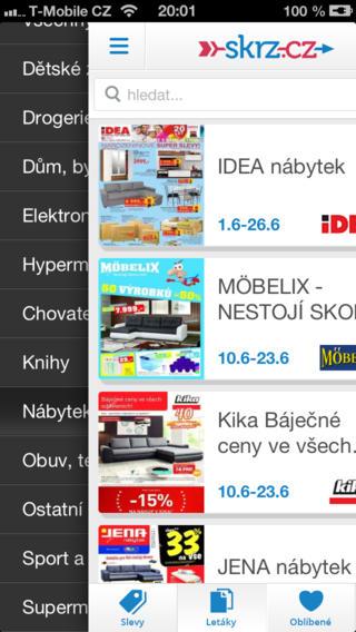 App: Skrz.cz