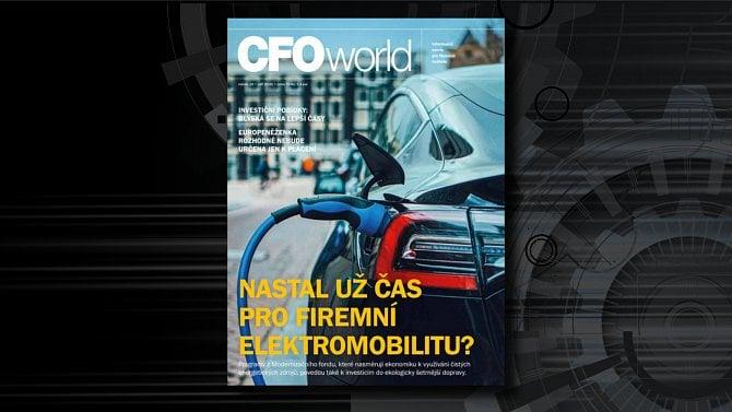 Vyšlo nové číslo CFOworldu