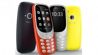 Lupa.cz: Nokia 3310 je zpět. A má i Hada