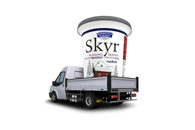 Skyr: je to jogurt, není to jogurt