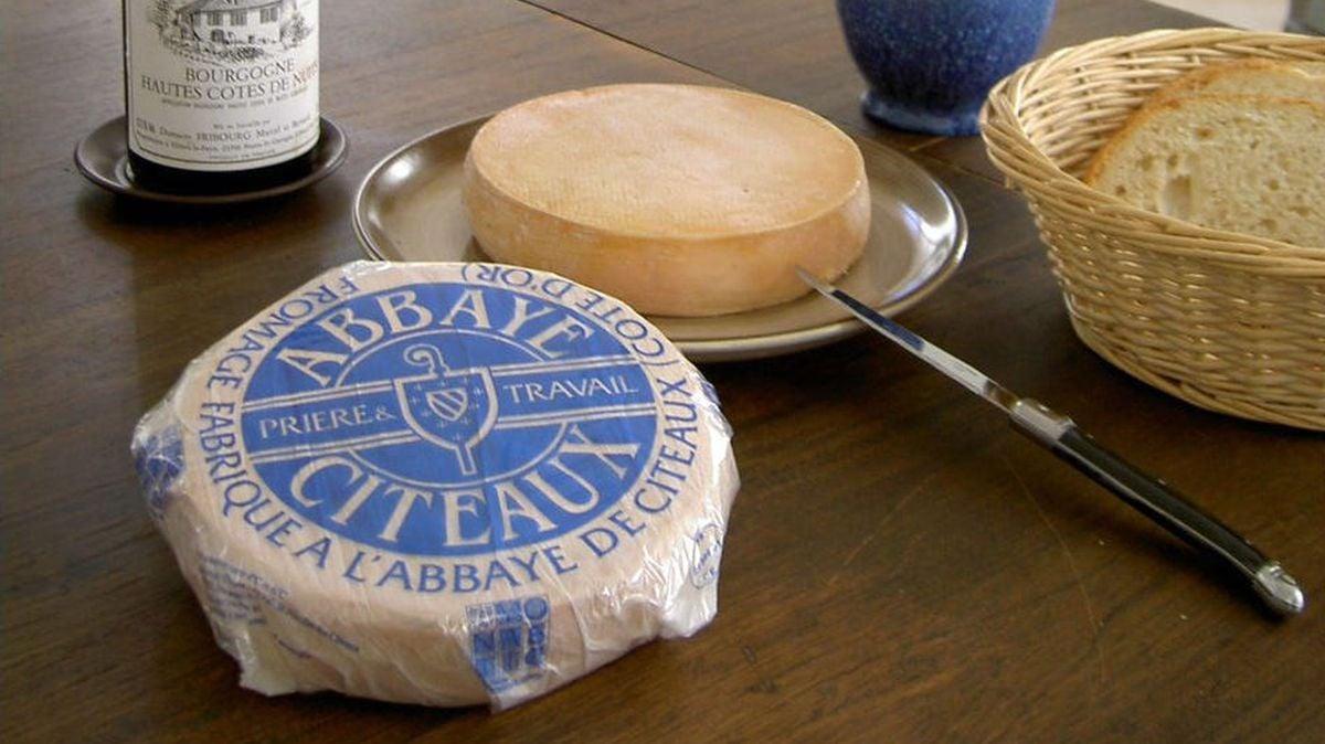 Klášterní sýr