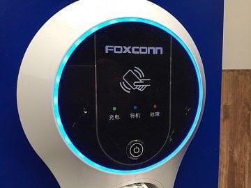 Chytrá lampa od českého Foxconnu DRC