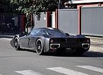Nástupce Ferrari Enzo přistižen