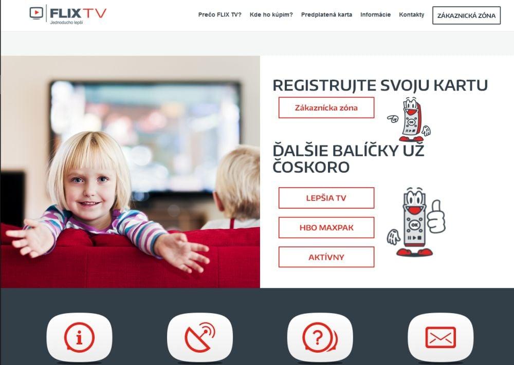Flix TV startuje na Slovensku
