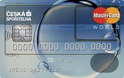 Design nové kreditky pro klienty služby Blue.