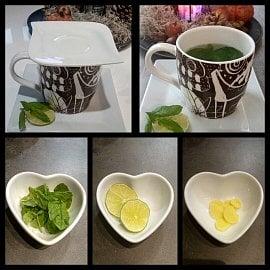 Citron, zázvor, máta a voňavé koření... nejoblíbenější suroviny pro nápoje v chladných dnech