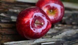 Vitalia.cz: Co obsahuje jablko: Slupka je nejbohatší, neloupejteji