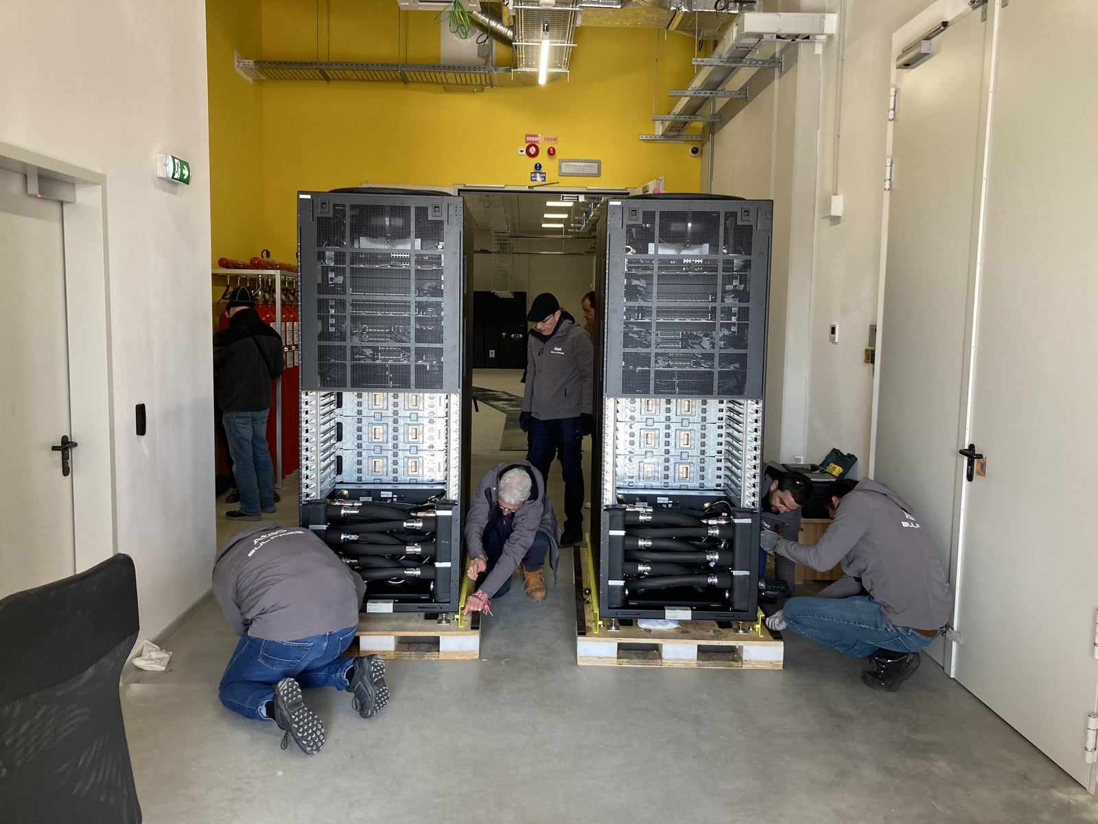Češi instalovali nejrychlejší superpočítač ve východní Evropě